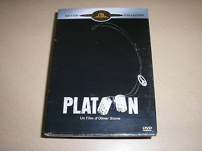"DVD guerre,""PLATOON"",tom berenger,willem dafoe,charlie sheen,etc,(3778)"