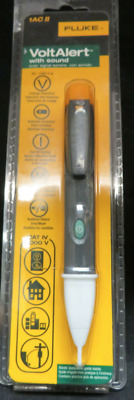 Fluke 1AC II Digital 1000-Volt Voltage Detector with Sound NEW In Package