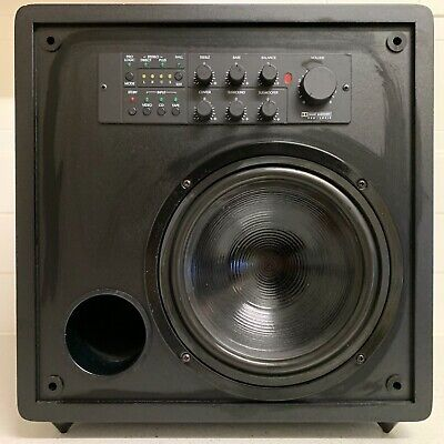 Rare Pro-Ject Audio Active Subwoofer In Great Condition-Sounds Fantastic!