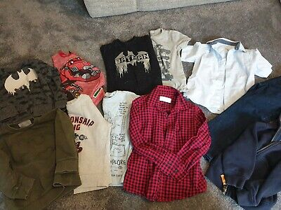 Boys Clothes Bundle 2-3 3-4 Years