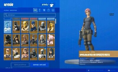 Fortnite Account with +360 skins (Galaxy, Wonder, Ikonik, Eon, Minty S3-chapter2