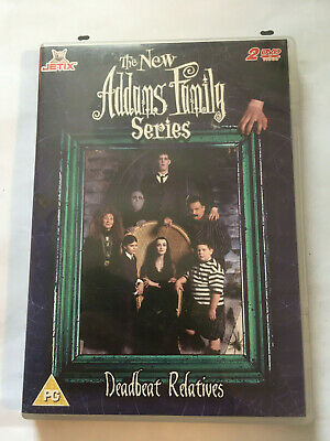 The New Addams Family - Deadbeat Relatives DVD
