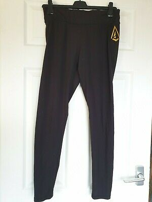 Excellent Condition Ares Performance Black Gym Leggings Size 8