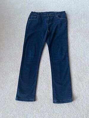Marks And Spencer Boys Blue Skinny Jeans Age 11-12