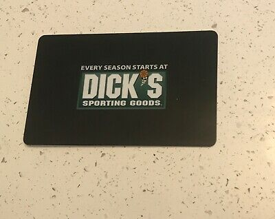 $100 Dick's Sporting Goods Gift Card for $89!! (SAVE $11) NEW
