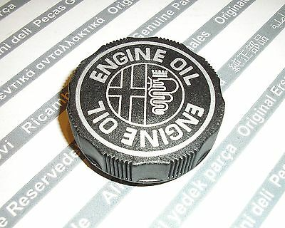 ALFA ROMEO 147 156 166 145 155 GTV SPIDER GT  2.0 1.8  New Engine Oil Filler Cap