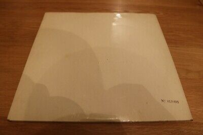 The Beatles - White Album Apple UK no 130491