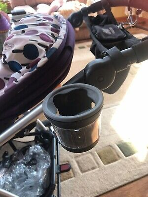 Large Cup Holder Bottle Drink Coffee for Mamas&Papas Sola Stroller Pushchairs