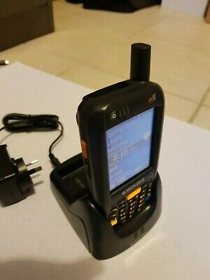Datalogic ELF with used battery and Cradle P/N: 944301004