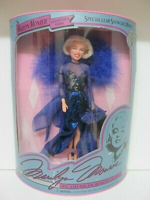 Marilyn Monroe An American Beauty Classic Spectacular Showgirl Doll 1993 MIB