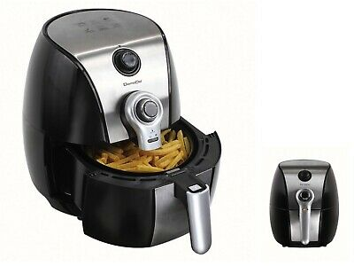 Domoclip Friteuse Fritteuse Heissluftfritteuse 3,2 Litre 1500 W 61187505