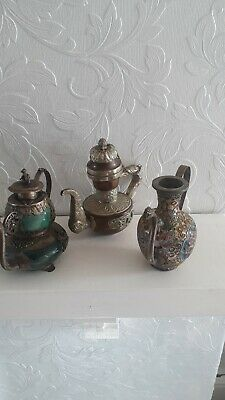 Antique Ancient Chinese teapots (three in total)
