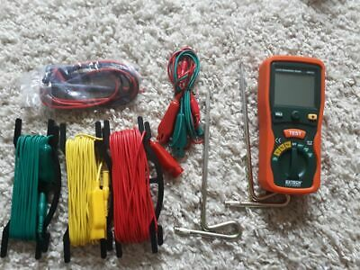 Extech Instruments Earth Ground Resistance Tester Kit 382252