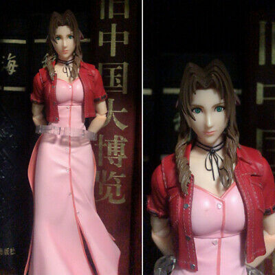Final Fantasy VII REMAKE Cloud Aeris Action Figure Model Square Enix FF7