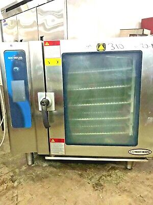 Alto-Shaam Combitherm Combi Oven Model 10.10 ESI Electric YEAR 8-21-2014 #H-R-50