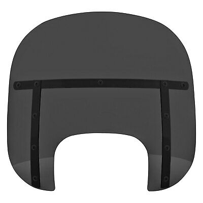 Memphis Shades - MEB6010 - Memphis Fats Windshield for Fat Boy