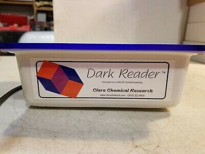 Clare Chemical Research Dark Reader Transilluminator DR-45M