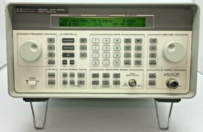 Agilent / HP 8648A (100 kHz to 1000 MHz) Synthesized Signal Gen HP 8648B Parts