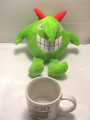 Stuffed Just For Laughs Plush Mascot Victor Great Collectible = Disolved Company