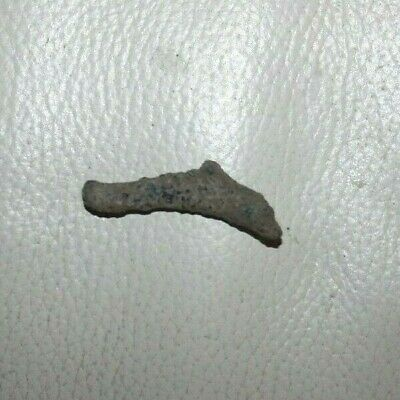 authentiq ancient greek bronze dolphin coin 5-4 BC.
