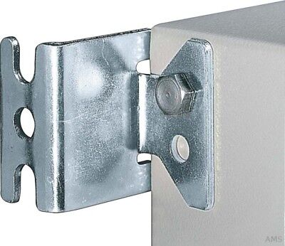 Rittal Mounting Bracket for Wall Stainless Steel Sz 2433.000 (VE4)