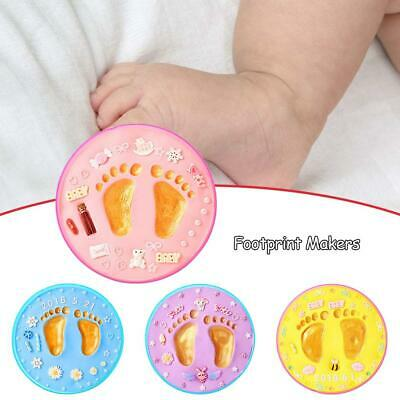 Baby Hand Footprint Makers DIY Children Baby Anniversary Baby Shower Gift Sets