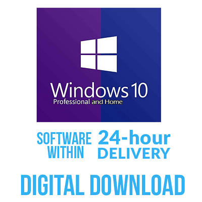 Windows 10 Home / Pro 64Bit Re-Install Repair Recovery ISO Direct Download