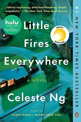 Little Fires Everywhere A Novel  by Celeste Ng Paperback