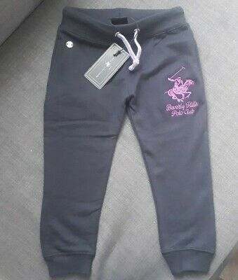 New Beverley Hills Polo Club Joggers Size Girls 5 Years