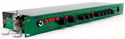 JoeMeek VC6Q British Channel 5-Stage Mic Preamp + Top Zustand+ 1.5J. Garantie