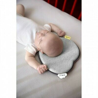 Babymoov Lovenest Patented Pillow For Baby and Infant Head Support & Flat Ivory