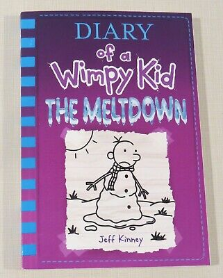 Diary of a Wimpy Kid, The Meltdown, paperback
