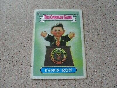 The Garbage Gang series 2 (AUS series) 46A RAPPIN' RON