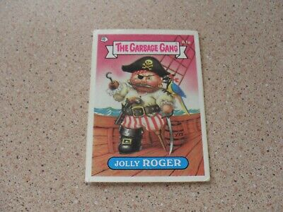 The Garbage Gang series 2 (AUS series) 61A JOLLY ROGER