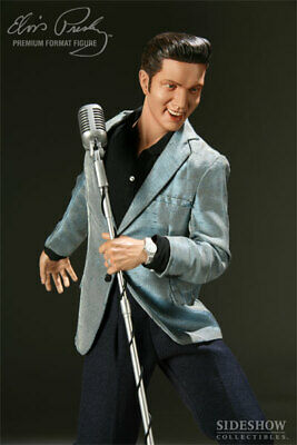 Elvis Presely Premium Format Sideshow Statue Figure Limited Edition (233/500)