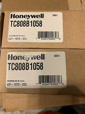 Honeywell TC808B1058 Rate-of-Rise Heat Detector w/ Fixed Operating Temp