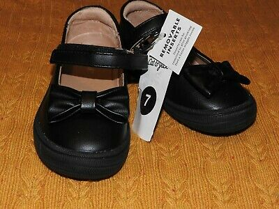 Toddler Girls/' Bea Mary Jane Sneakers by Cat /& Jack Neon Yellow  NWT