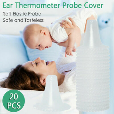 Braun Probe Covers Thermoscan Replacement Lens Ear Thermometer Filter Caps Set