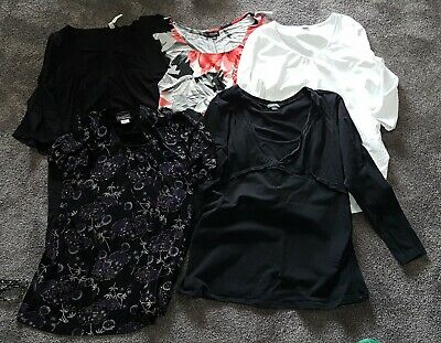 Maternity top Bundle Size XL Various Brands EUC