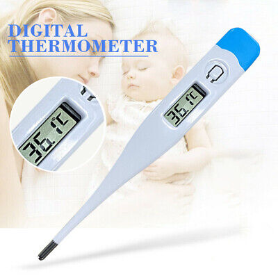1PC Personal LCD Medical Body Thermometer Adult Child Baby Temperature Digital