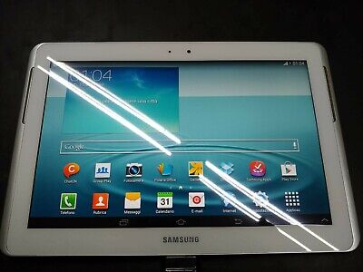 Samsung gt-p5100 tablet Android Tab 2