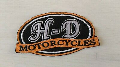 Patch écusson Harley motorcycles biker moto