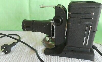 Antique Tri-Purpose SVF projector Model DD in box.  Good Working order
