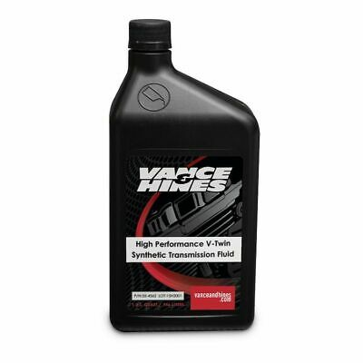 Vance & Hines High Performance 75W140 Synthetic Transmission Fluid (1 QT)