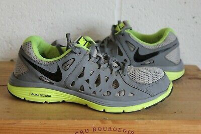 NIKE MENS TRAINERS Free Run Style , Grey Colour Size 6.5