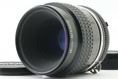 [EXC+++++] Nikon Ai-s Micro NIKKOR 55mm f/2.8 Ais Macro MF Lens from Japan