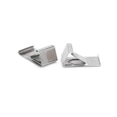 x4 Creality Ender 3 4-5 CR10  PRO 3d Printer Glass Bed Clips, FREE POSTAGE!!!
