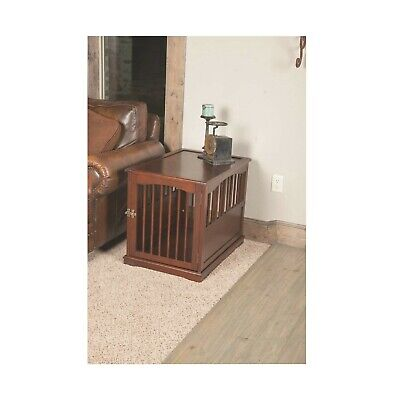 Prime Time Petz Dog End Table Crate Large