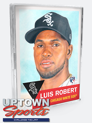 Topps MLB® Living Set™ 2-Card Bundle - Cards #297-298 - Luis Robert - Mike Fiers