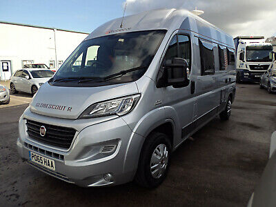 2016 Globecar Globescout R 19,000 Mls,Top Spec,German Built 2/3 Berth,Emmaculate